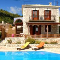 Executive Villa Scorpidi with private pool