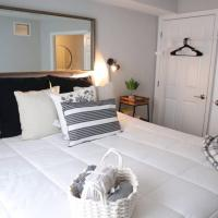 Scandinavian Dream w/KING Bed + Private Entrance