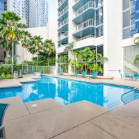 Downtown Honolulu Condo with Exceptional Views and Amenities, hotel near Honolulu Airport - HNL, Honolulu