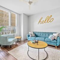 Contemporary living in Buckhead 2BDS/2BA, hotel in Atlanta