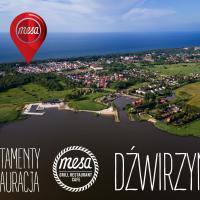 Apartamenty Mesa Grill Restaurant Cafe, Hotel in Dźwirzyno