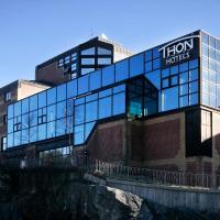 Thon Hotel Bergen Airport, hotel near Bergen Airport, Flesland - BGO, Bergen