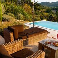 Contemporary villa in Apt with Private Pool