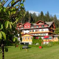 Parkhotel Sole Paradiso, hotel a San Candido