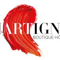 Martigny Boutique-Hôtel, hotell i Martigny-Ville