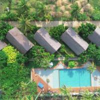 Blue Whale Resort & Kite Surfing, hotel in Kalpitiya