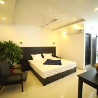 SOORYAVAMSHI RESIDENCY, hotel en Kānnangād