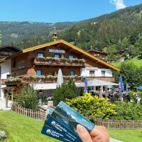 Hotel Pension Schmittental, hotel v destinaci Zell am See
