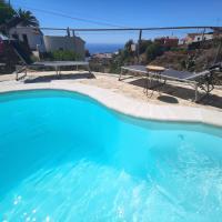 Romantic Hamlet Cottage with Private Pool La Fragua de Eliseo