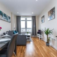 Ashford Central Modern 2 Bed Apartment