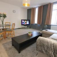 Open and Spacious 2 Bedroom Apartment in Central Bristol