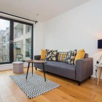 Stunning Modern 1 Bed Flat near Canary Wharf