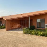 Bissau Gardens Villa 3, hôtel à Bissau