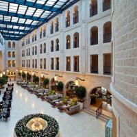 Waldorf Astoria Jerusalem, отель в Иерусалиме
