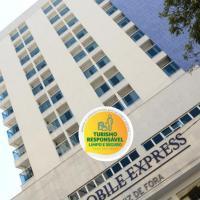 Nobile Express Juiz de Fora, hotel in Juiz de Fora