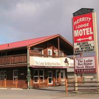 Merritt Lodge Motel梅里特木屋汽车旅馆, hotel em Merritt