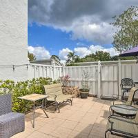 Condo with Pool Access, 4 Miles to Beaches!