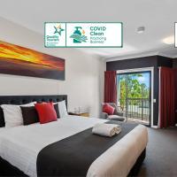 Eastgate on the Range Motel, hotel em Toowoomba