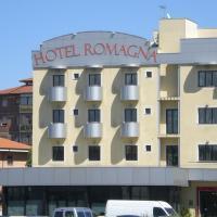Hotel Romagna, hotell i Cesena