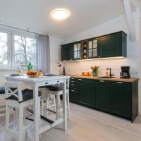 Appartement Grünes Rondell nahe Berlin