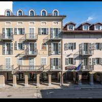 """Hotel & Apartments """" Perpoin """", hotel a Saluzzo"""