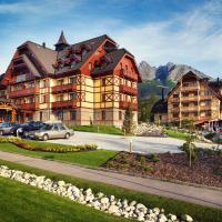 APLEND Kukučka Mountain Hotel and Residences, hotel in Tatranská Lomnica