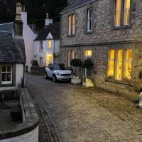 stay bed and breakfast, hotel in Culross
