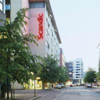 Scandic Sjølyst, hotel in Oslo