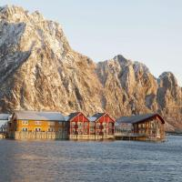 Scandic Svolvær, hotell i Svolvær