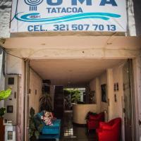 CASA HOTEL YUMA TATACOA