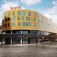 Scandic Flesland Airport, hotel in Bergen