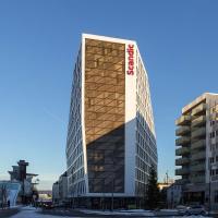 Scandic Lillestrøm, hotel in Lillestrøm