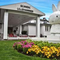 Scandic Lillehammer Hotel, hotell på Lillehammer