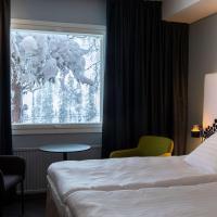 Scandic Rukahovi, hotelli Rukalla