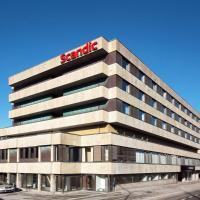 Scandic City, hotel in Fredrikstad