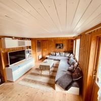 Koselig hytte i skogen, nærme sjø med fiskemuligheter, hotell på Sandnes