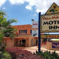 Villa Mirasol Motor Inn, hotel in Bundaberg