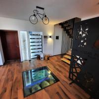 Wine cellar Popovi Apartments, hotel em Kavadarci