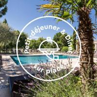 Domaine de la Petite Isle - Luberon, hotel in L'Isle-sur-la-Sorgue