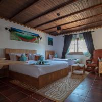 Room in Bungalow - Bungalow Double 3 - El Cortijo Chefchaeun Hotel Spa
