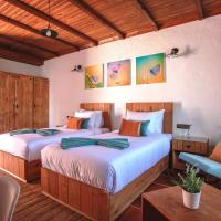 Room in Bungalow - Bungalow Double 10 - El Cortijo Chefchaeun Hotel Spa