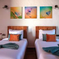 Room in Bungalow - Bungalow Double 15 - El Cortijo Chefchaeun Hotel Spa