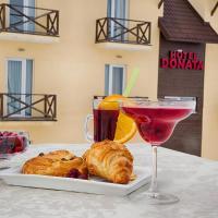 Hotel Donata, hotel in Gudauri