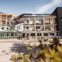 Turmchalet, hotel en Braies