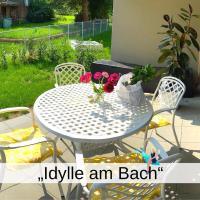 Idylle am Bach