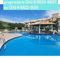 Flat Particular Adeias das Aguas Park Resort