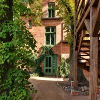 """""""Zum Hauenden Schwein"""", Hotel in Wörlitz"""