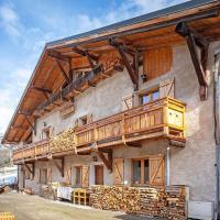 Welcoming Chalet in Peisey-Nancroix with Sauna
