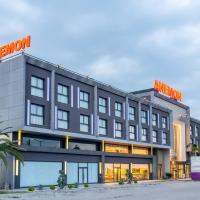 Anemon Aydın Otel, hotel in Aydın