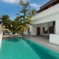 La Villa, hotel in Pondicherry